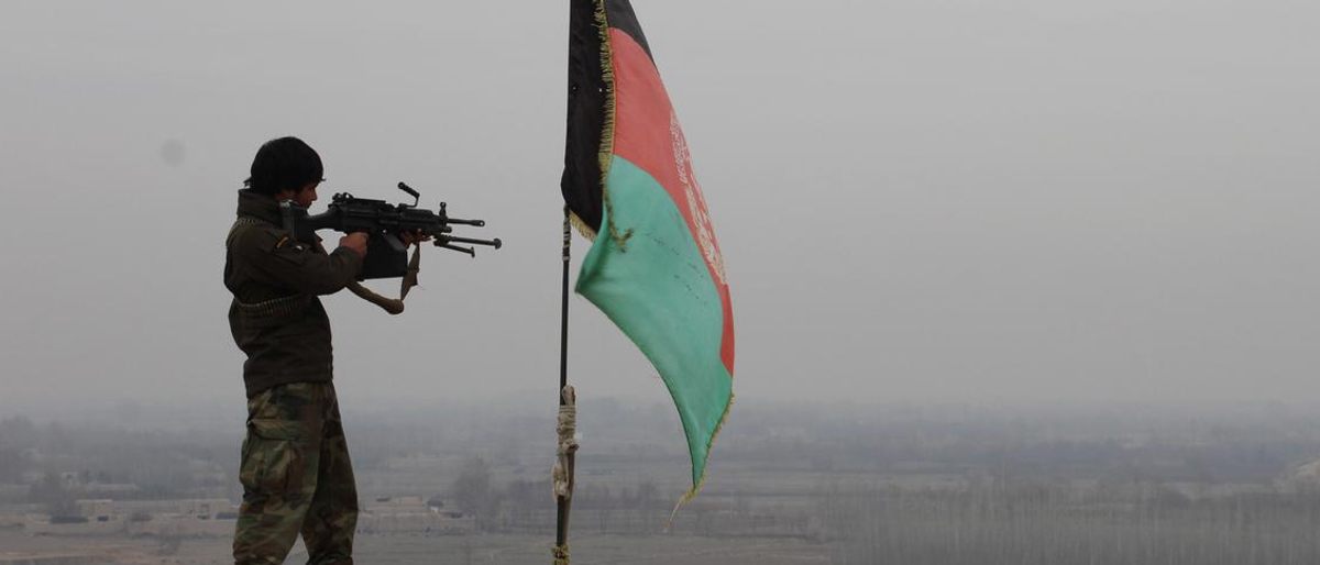 The Afghan Peace Process: Talking to the Taliban